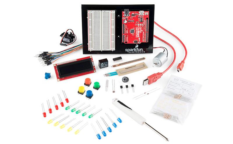 SparkFun Inventor's Kit - V3.2 (Arduino Compatível)