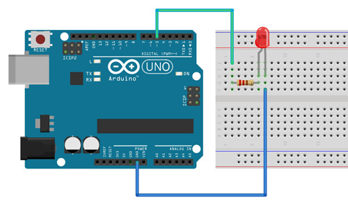 Tutorial Multilógica-Shop Arduino Hello World - Piscar