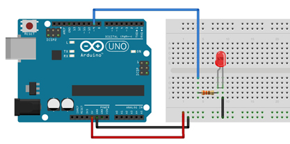 Tutorial Multilógica-Shop Arduino Fade