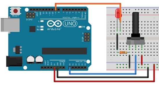 Tutorial Multilógica-Shop Arduino Leitura Serial de uma Entrada Analógica
