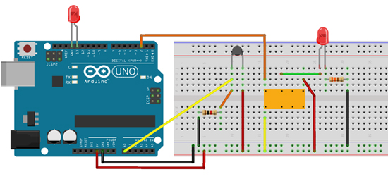 Tutorial Multilógica-Shop Arduino Termostato