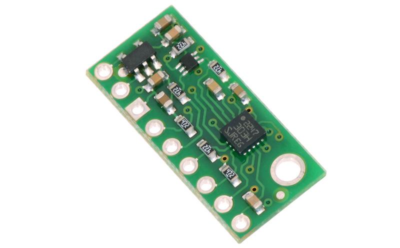 Unidade de medição inercial 6DOF LSM303D com regulador de voltagem