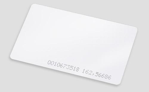 Cartão RFID - 125kHz | Multilógica-shop