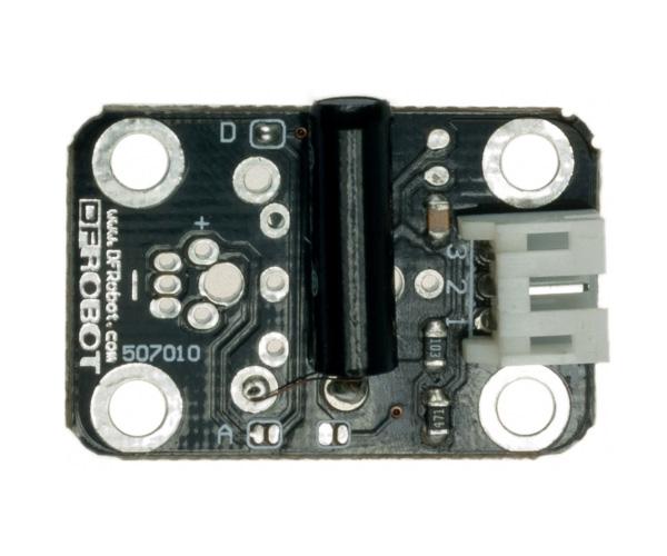 Sensor digital de vibração