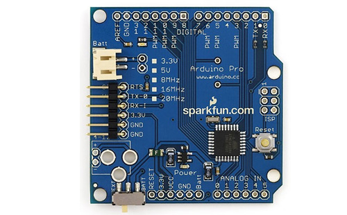 Arduino Pro 3.3V/8MHz