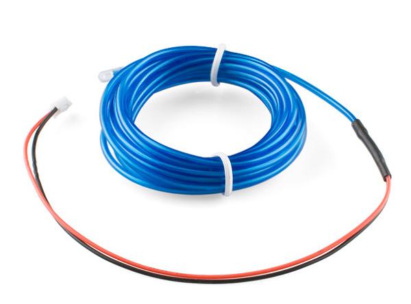 El Wire azul - 3 metros