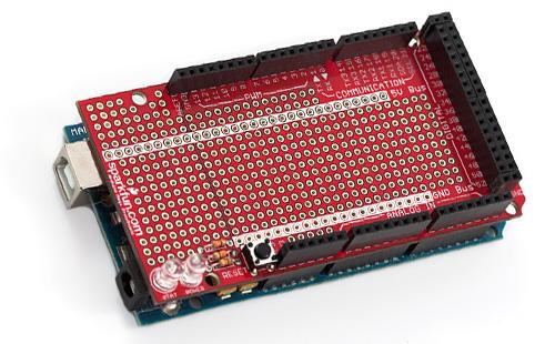 Kit Arduino MegaShield
