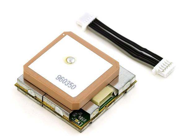 Receptor GPS de 20 canais EM-406A SiRF III