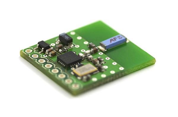 Transdutor nRF24L01