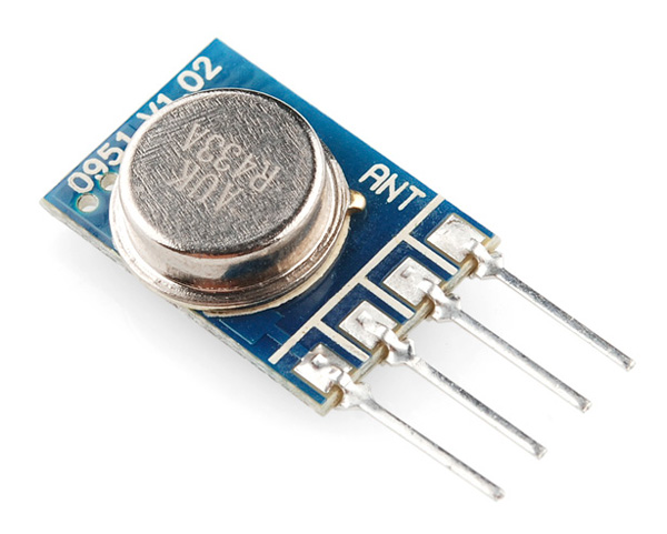 Transmissor RF - 434MHz
