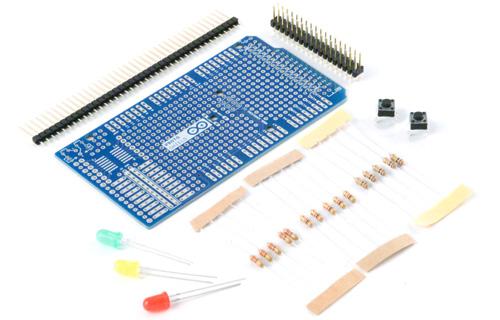 Shield MEGA Proto Kit