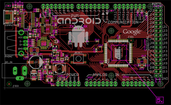 Android Open Accessory Development Kit
