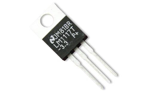 Regulador de voltagem 3,3V