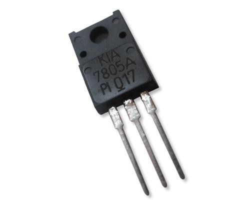 Regulador de voltagem 5V