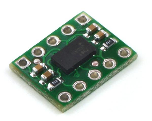 Acelerômetro triaxial MMA7361L ±1.5/6g