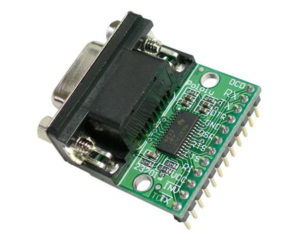 Adaptador RS-232 Pololu