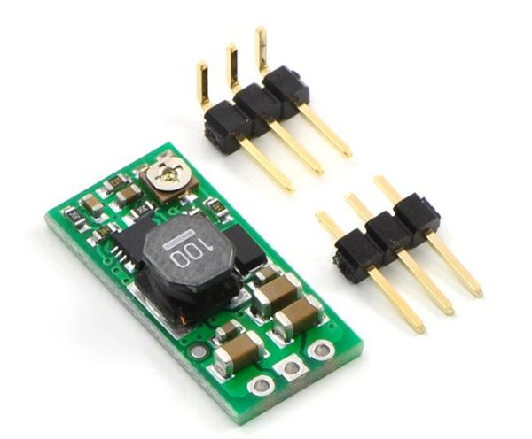 Amplificador de voltagem 2,5 a 9,5V