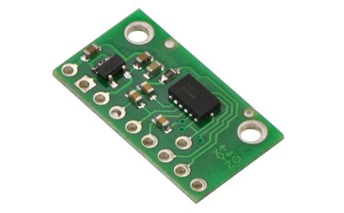 Acelerômetro triaxial MMA7341L +/-3/11g com regulador de voltagem
