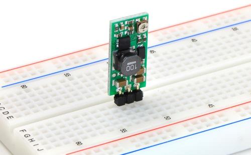 Amplificador de voltagem 4 a 25V
