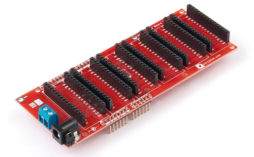 Base Board L para Arduino