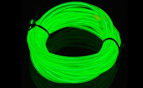EL Wire verde – 3m