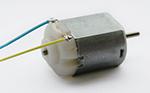 Kit Arduino Uno R3 - Iniciante - Detalhe Motor CC 6V
