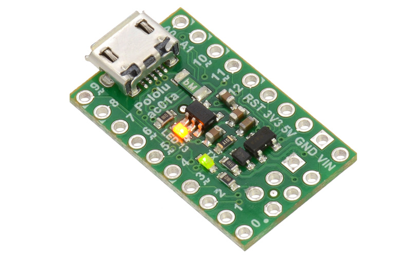 Microcontrolador A-Star 32U4
