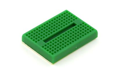 Mini Protoboard - verde