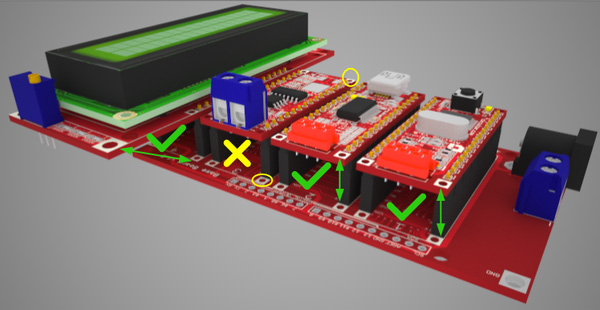 NanoShield montagem