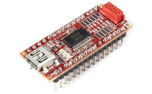 Nanoshield USB