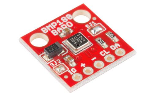 Placa para sensor de pressão barométrica - BMP180