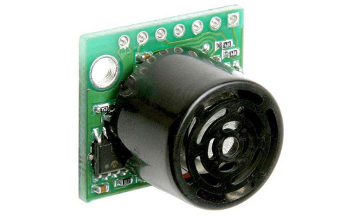 Sensor Ultrasônico de distância - Maxbotix LV-EZ1