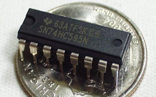 Shift Register - 74HC595