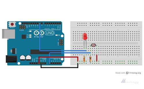 Arduino Exemplos: Calibração