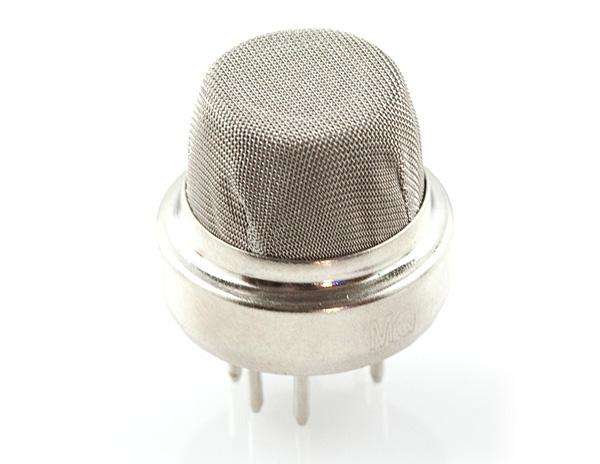 Sensor de gases inflamáveis e fumaça MQ-2