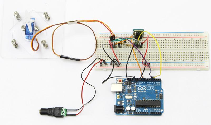 Controlando um Servomotor via Bluetooth com Arduino e Android