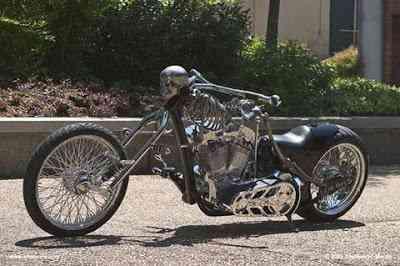 Motocicleta escalafobética