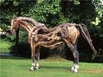 Cavalos de raízes