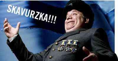 Skavurzka como matar o seu personagem