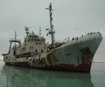 O barco fantasma - desaparecimentos