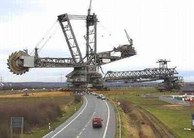A maior máquina que existe