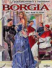 Biblioteca Gump - Borgia, Sangue para o Papa