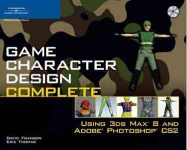Biblioteca Gump - Game Character Design Complete