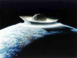 Ferrou! O asteróide Pallas gigante vai bater na Terra em 2007