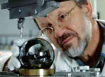 A bola mais esférica do mundo