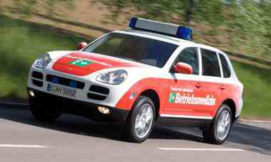Os mais alucinantes veículos de emergência do planeta