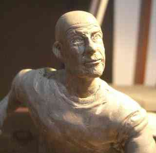 Projeto Boneco do John Locke - LOST - parte 6