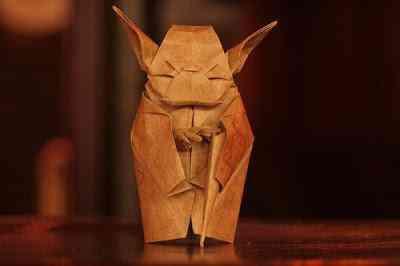 Origamis incríveis. Aprenda a fazer.