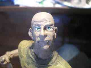 Projeto Boneco do John Locke - LOST - parte 11