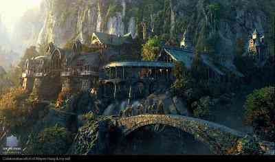 Naboo by Dusso - A arte do Matte Painting